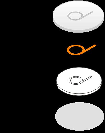 aluminium nameplates layers