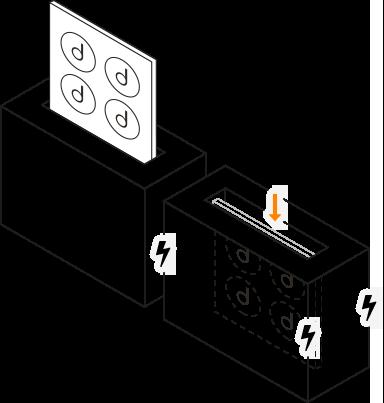 electroformed step 2